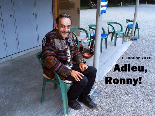 Abschied Ronny